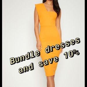Bundle all dresses - extra 10% off! 😁